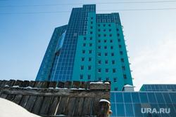 Офис «Газпрома» в центре Сургуте может быть отдан властям ХМАО. Туда заселят чиновников