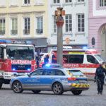 Полиция допустила проблемы с психикой у наехавшего на пешеходов в Трире