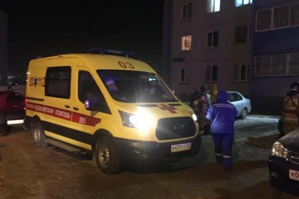 Пожилая женщина погибла припожаре вКазани