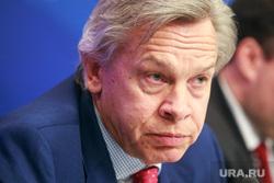Пушков объяснил, зачем США держат при себе Украину и Грузию