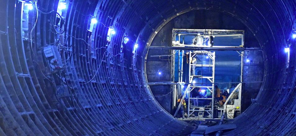 Город одобрил ППТ для участка новой Бирюлевской линии метро