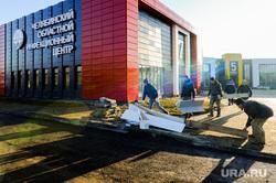 Сотни строителей ковидного госпиталя в Челябинске заразились сами