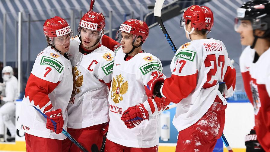 Тренер Канарейкин поделился ожиданиями от матча МЧМ Россия - Швеция