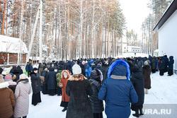 В монастырь Сергия вместо митрополита приедет его подчиненный