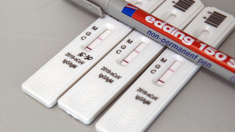 В США одобрили первый тест для диагностики коронавируса на дому