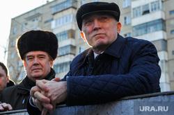 Челябинского экс-губернатора ждут сразу в двух судах