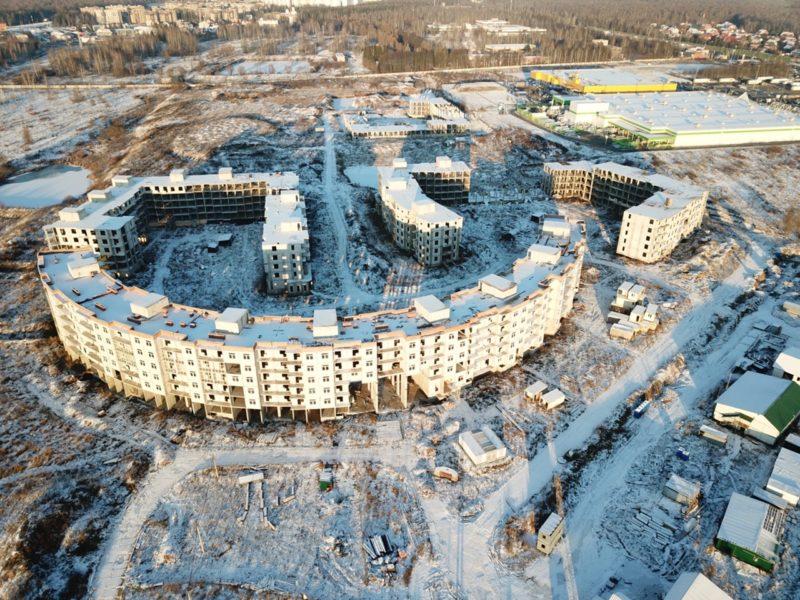 Благодаря достройке объектов Московским фондом свои квартиры получат почти 2300 дольщиков