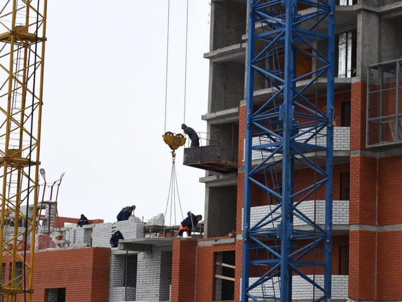 Ильсур Метшин: «Мы построили в этом году более миллиона квадратных метров жилья»