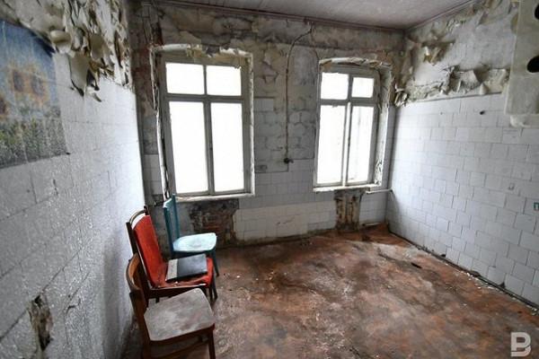 Дом«Мазута» иегоистории: чтоувидели волонтеры встарейшей постройке Ново-Татарской слободы