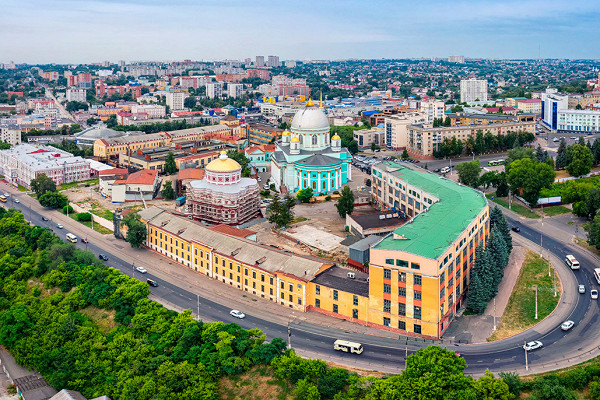 Курск стал четвертым поузнаваемости городом России