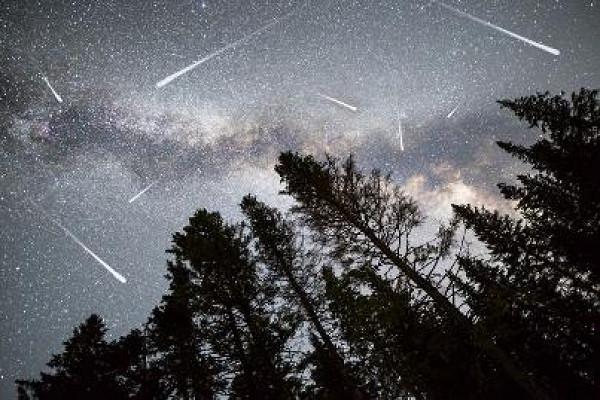 НаДальнем Востоке метеоры будут летать по15штук вчас