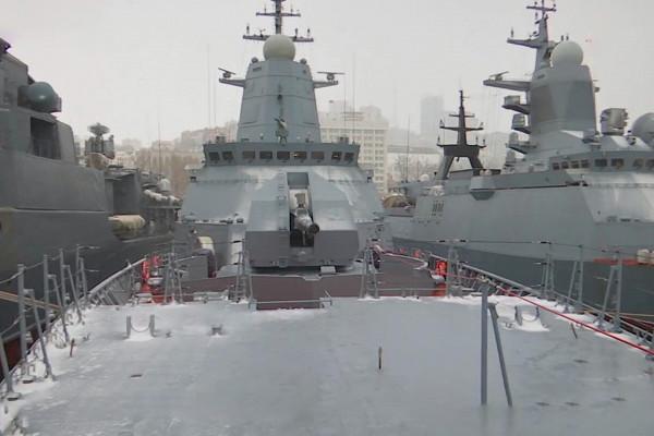 Новинки флота вдень военной приемки: начтоспособны подлодка «Волхов» икорвет «Алдар Цыденжапов»