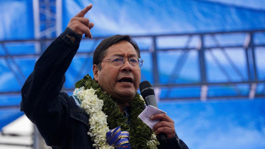 """Президент Боливии привьется """"Спутником V"""" одним из первых"""