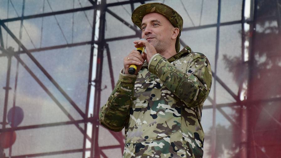Прилепин намерен идти на выборы в Госдуму