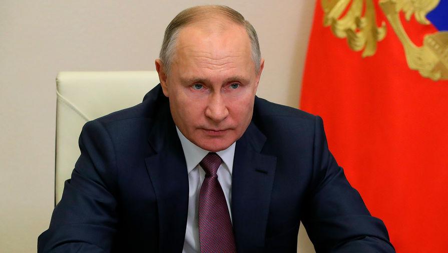 Путин поздравил сотрудников прокуратуры с профессиональным праздником