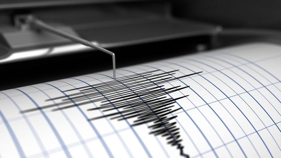 Рядом с Австралией произошло землетрясение