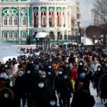 Самое важное в России и в мире на 23—24 января. Прошли митинги в поддержку Навального, с февраля изменятся законы, умер Ларри Кинг