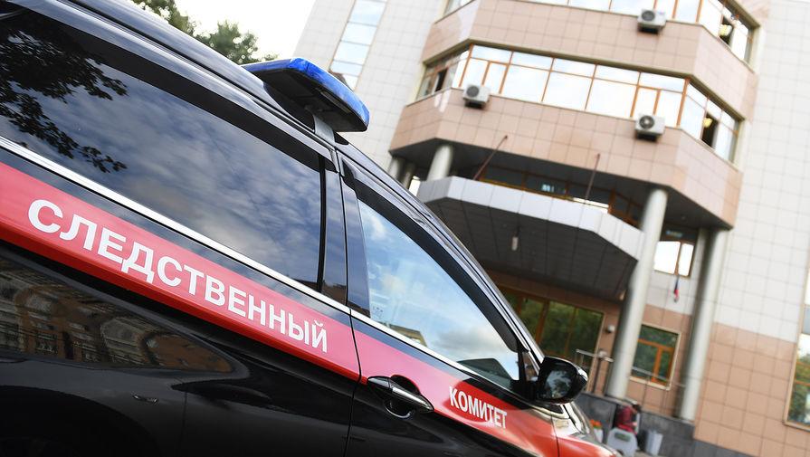 СК возбудил уголовное дело после падения самолета под Петербургом