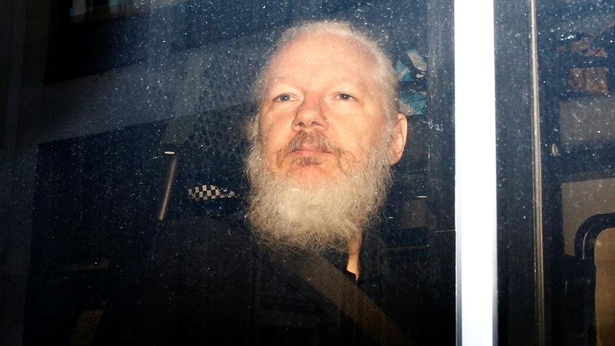 Суд в Лондоне отказал Ассанжу в освобождении под залог
