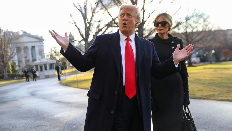Трамп ответил на вопрос, чем он планирует заняться после окончания президентства