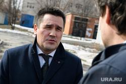 В Екатеринбурге упразднили горздрав. Его руководитель ушел в правительство