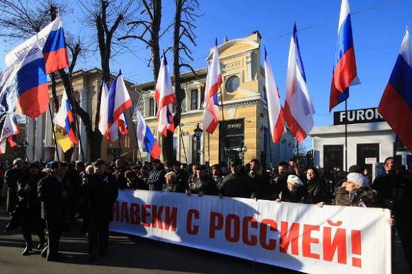 ВГосдуме исключили возможность компромисса поКрыму сУкраиной
