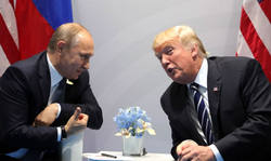 В Кремле ответили на слухи о тайном разговоре Трампа и Путина