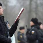 ВСевастополе более 150будущих водолазных специалистов приняли Военную присягу