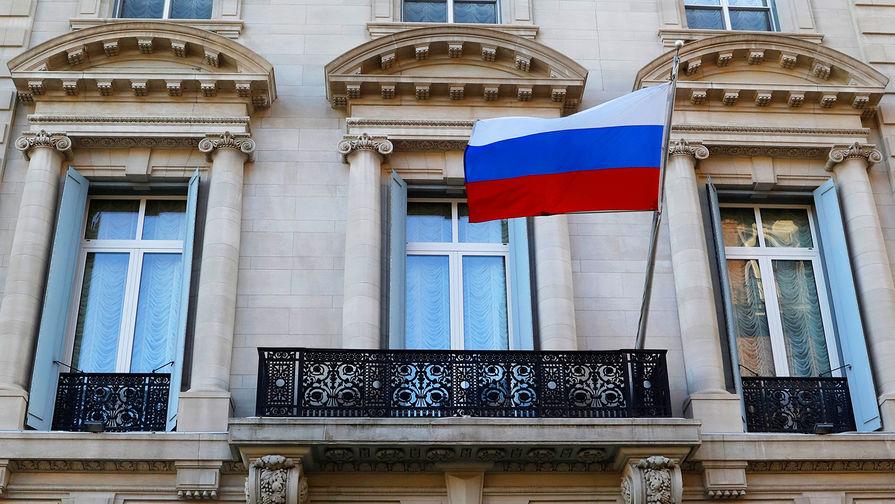 Генконсульство РФ в Нью-Йорке сообщило о напавшем на дипмиссию вандале