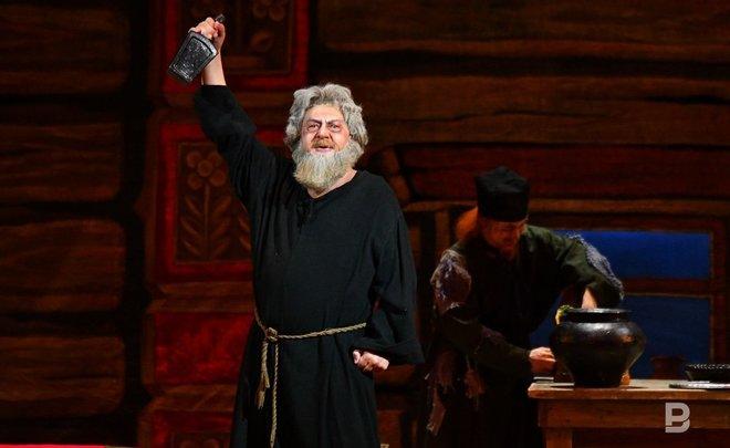 «Каквогороде было воКазани»: воперном театре отметили день рождения Федора Шаляпина