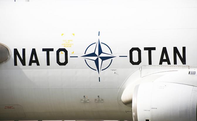 «Ласкаво просимо»: Украина «открывает» небо надКрымом дляНАТО
