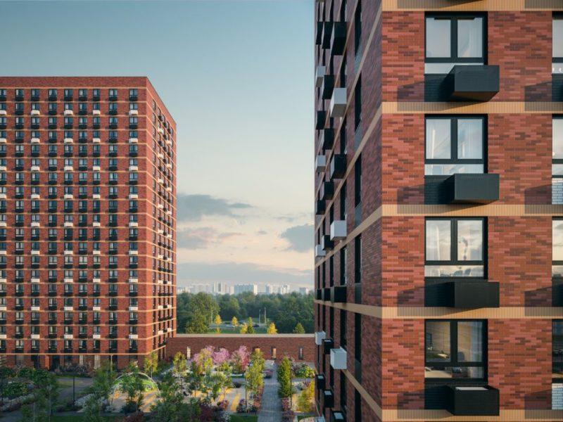 ГК «ПИК» приступит к строительству еще двух корпусов в жилом проекте на западе Москвы