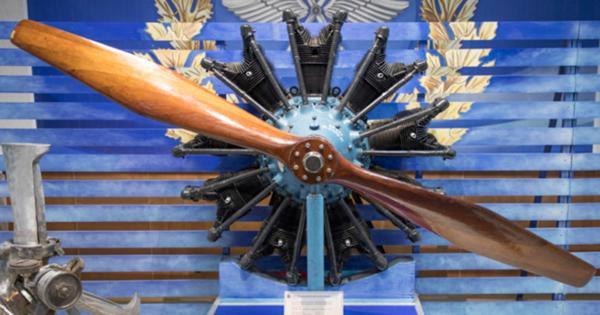 Музей ВВСвМонино открыл экспозицию воздушных винтов