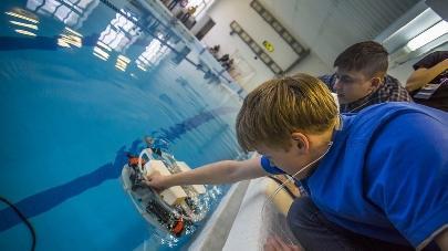 Открылась регистрация насоревнования поподводной робототехнике