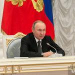 Политолог оценил рейтинг Путина к концу зимы