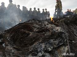 В ДНР на неизвестном устройстве подорвались украинские военные