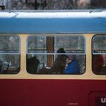 В Екатеринбурге ребенка зажало дверью трамвая, он получил травму