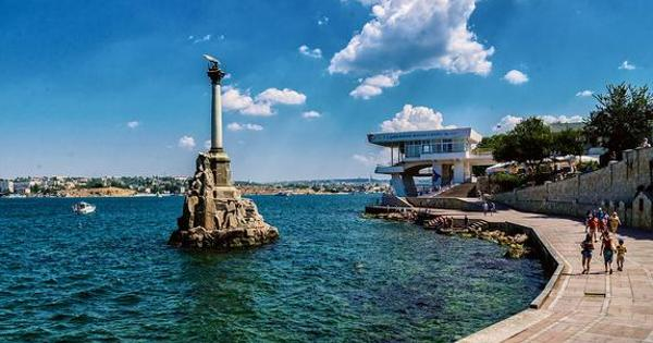 Вэтот день в1784 году накарте появилось новое имягорода— Севастополь