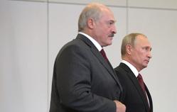 В Кремле назвали место встречи Путина и Лукашенко