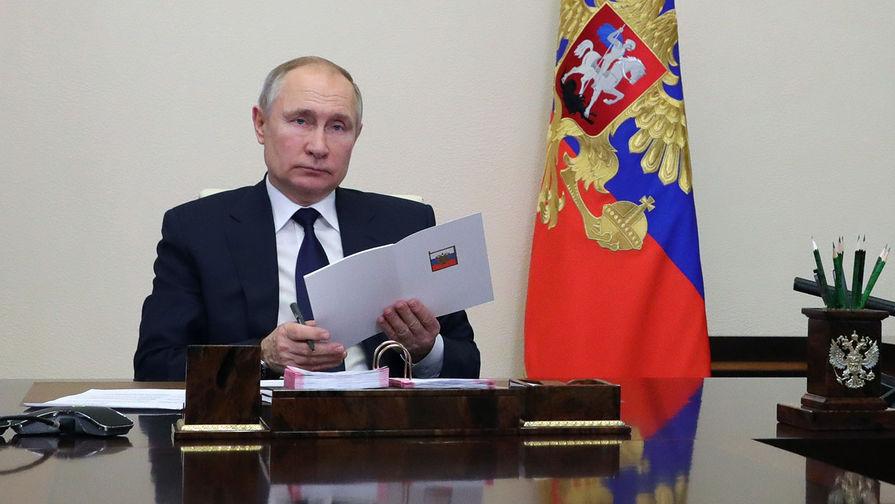 В Кремле прокомментировали слова Путина об Украине