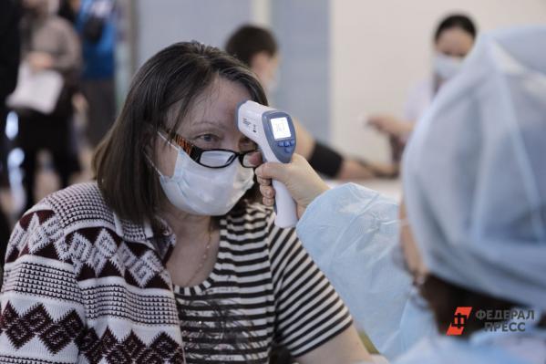 ВПетербурге приготовились ктретьей волне пандемии коронавируса