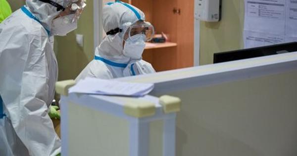 ВРоссии выявили 11823новых случая коронавируса