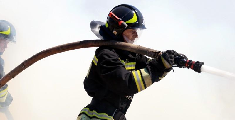 ВСевастополе произошел пожар вчастном доме