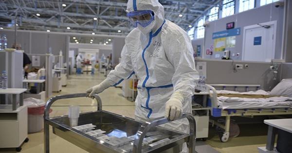 Засутки вМоскве выявлено 1198 случаев коронавируса