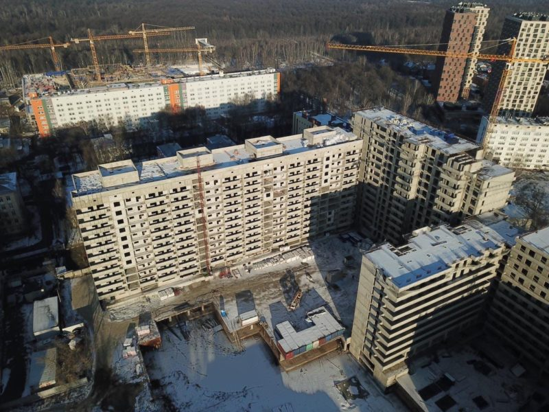 Дольщикам проблемного ЖК «Терлецкий парк»: права на положенную физлицам жилплощадь остаются в силе