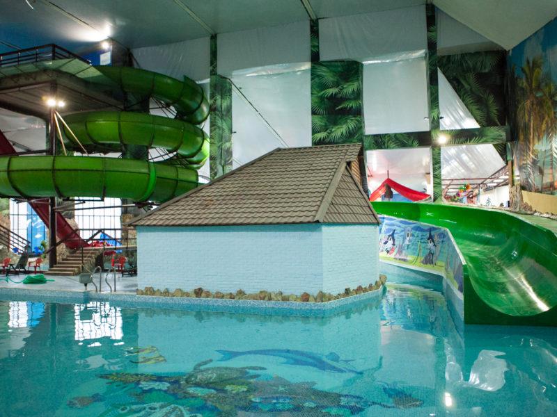 Власти Москвы согласовали параметры реконструкции аквапарка в Марьино