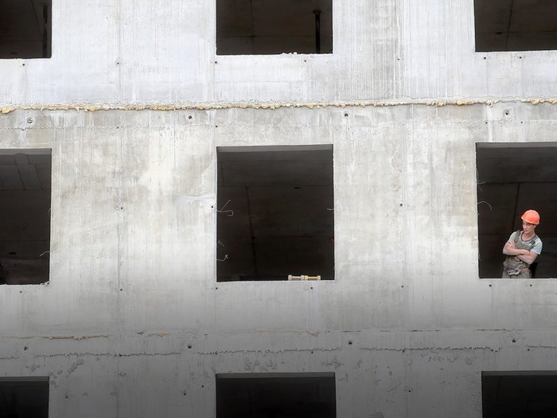 Свыше 17 млн кв. метров жилой недвижимости в Москве строится по «новой» схеме