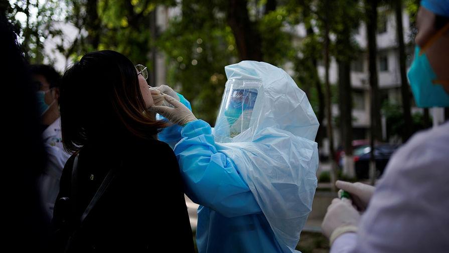 Китай высоко оценил работу экспертов в Ухане, исследовавших происхождение COVID-19