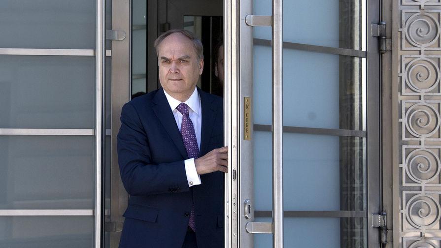 Посол РФ в США вылетел из Нью-Йорка в Москву