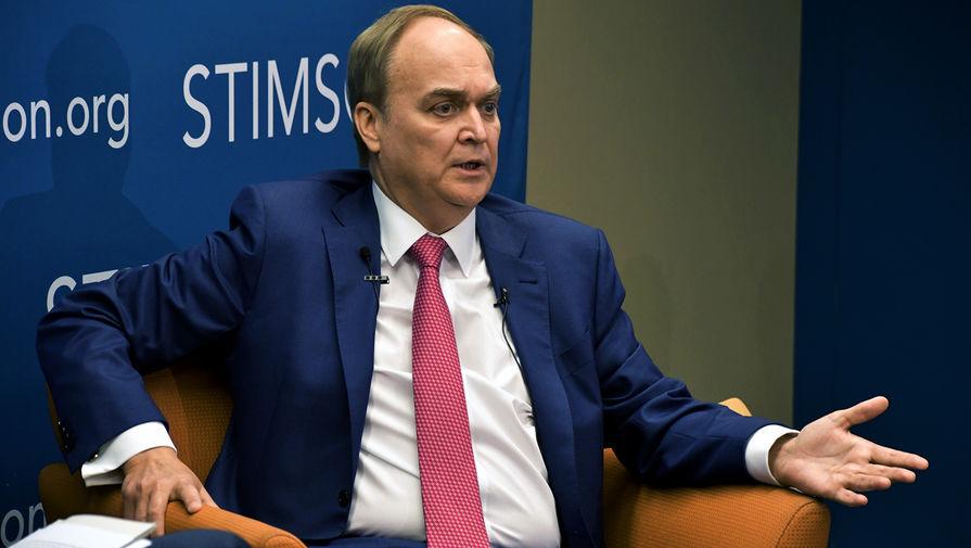 Посол России в США планирует скоро вернуться в Вашингтон